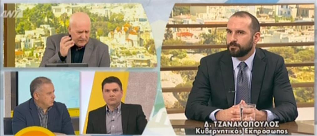 Τζανακόπουλος στον ΑΝΤ1: Πολύ πιθανή η θετική εξέλιξη στο Eurogroup (βίντεο)
