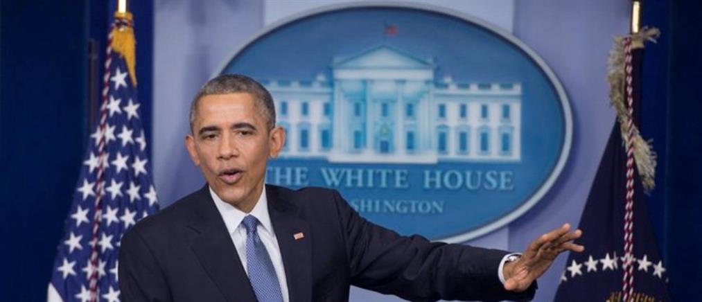 ΗΠΑ: Επιστολή μελών του Κογκρέσου στον Ομπάμα για την Ελλάδα