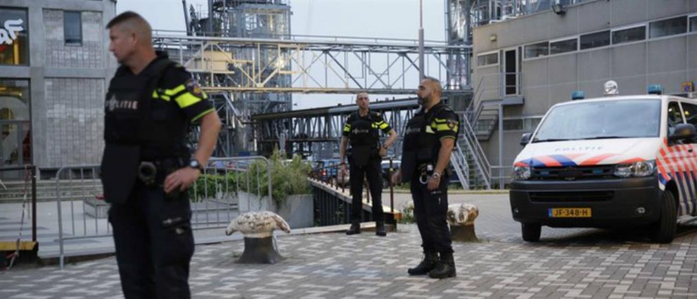 Αυξάνουν τα μέτρα ασφαλείας στην Ολλανδία υπό τον φόβο τρομοκρατικής επίθεσης