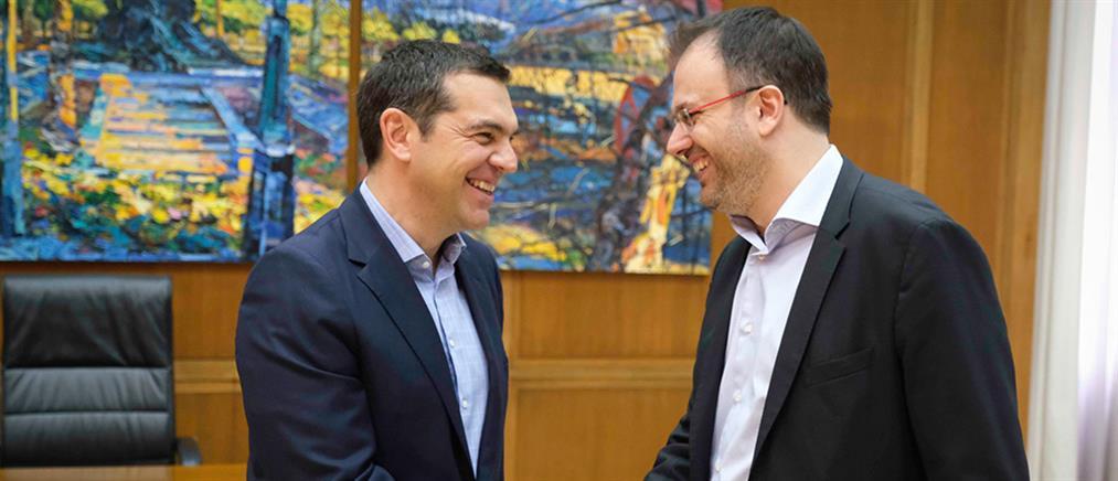 """""""Κλείδωσε"""" η συνεργασία ΣΥΡΙΖΑ - ΔΗΜΑΡ"""