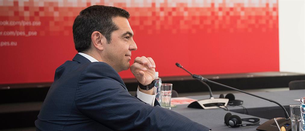 Τσίπρας: κυρώσεις στην Τουρκία για να μη χρειαστούν δράσεις πέραν της διπλωματίας