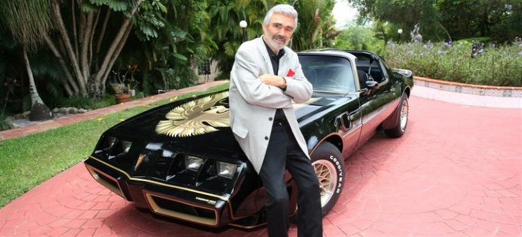 """Στο """"σφυρί"""" οι καουμπόικες μπότες και το αυτοκίνητο του Ρέινολντς"""