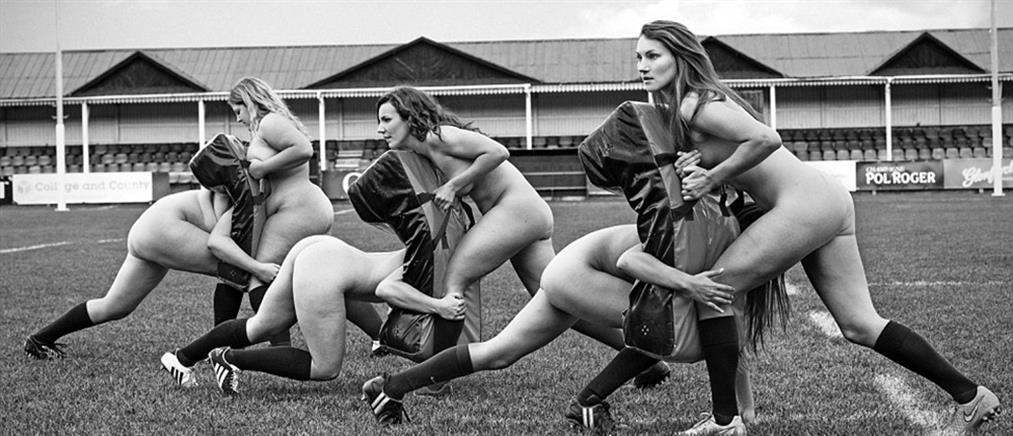 Γδύθηκαν για καλό σκοπό τα κορίτσια του ράγκμπι Οξφόρδης (φωτό)