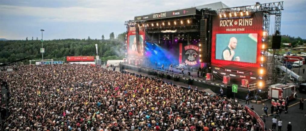 Διεκόπη ροκ φεστιβάλ στη Γερμανία εξαιτίας τρομοκρατικής απειλής