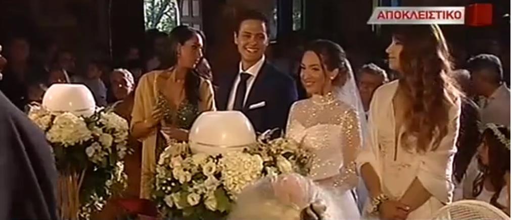 Λύρειο Ίδρυμα: ο πρώτος γάμος μετά τη φονική πυρκαγιά (βίντεο)