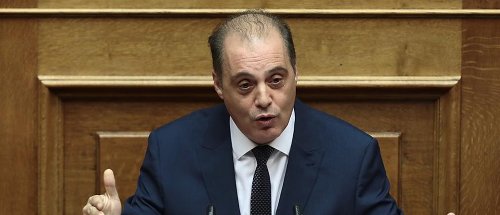 Βελόπουλος: έωλα τα νούμερα του προϋπολογισμού