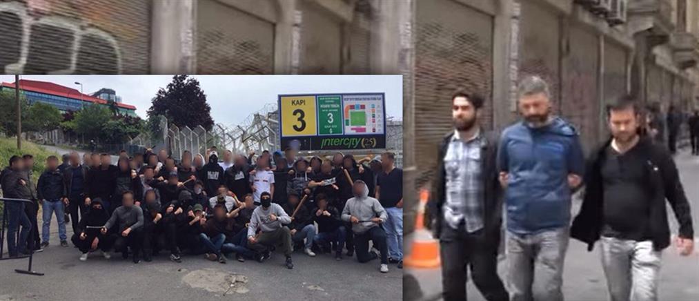 Mαχαίρωσαν φίλαθλο του Ολυμπιακού στην Κωνσταντινούπολη (βίντεο)