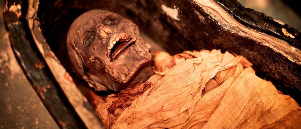 """Μούμια """"μίλησε"""" μετά από 3.000 χρόνια!"""