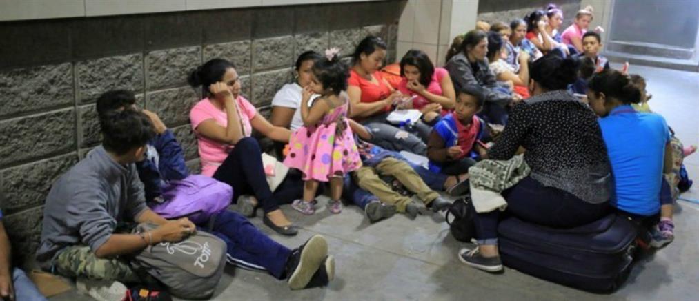 Το καραβάνι μεταναστών από την Ονδούρα φτάνει στο Μεξικό