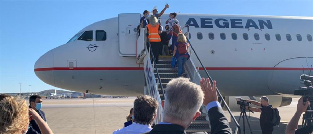Αναχώρησαν για τη Γερμανία ακόμα 85 αιτούντες άσυλο