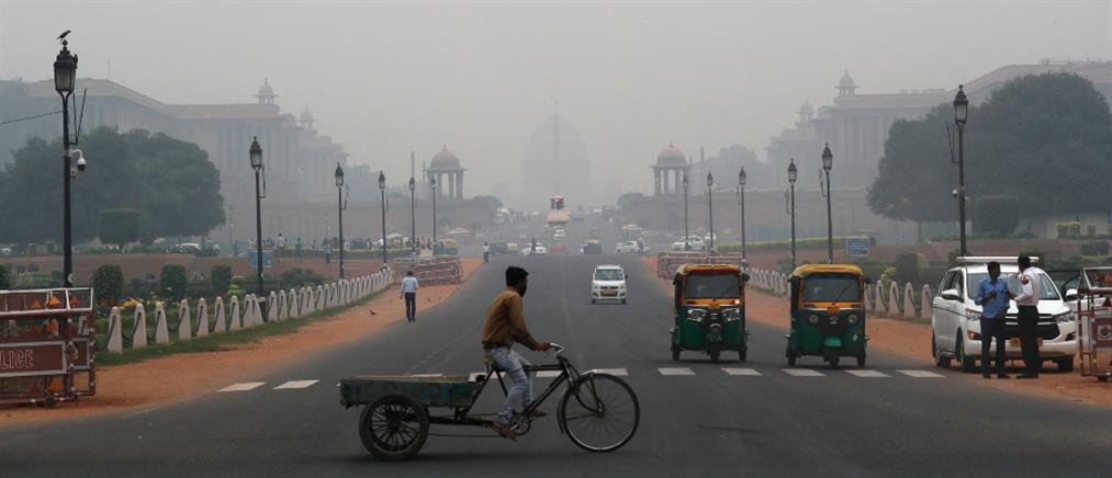 """""""Θάλαμος αερίων"""" το Νέο Δελχί (βίντεο)"""