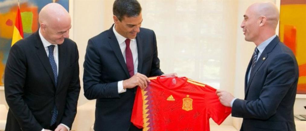 Η Ισπανία θέλει να διοργανώσει το EURO 2028  και το Μουντιάλ 2030