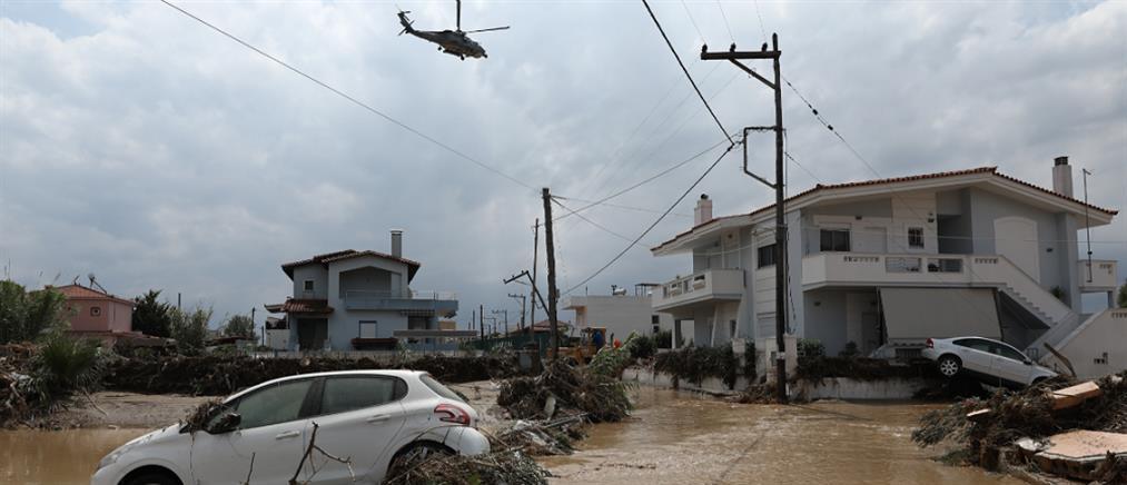Εύβοια: επτά νεκροί και τεράστιες καταστροφές (εικόνες)