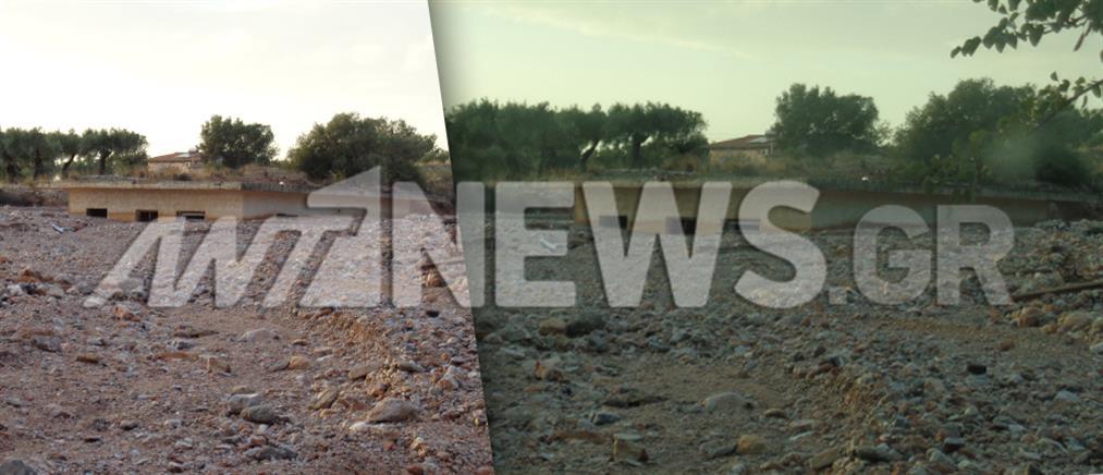 Ξεκινά ο καθαρισμός του ρέματος της Νέας Περάμου