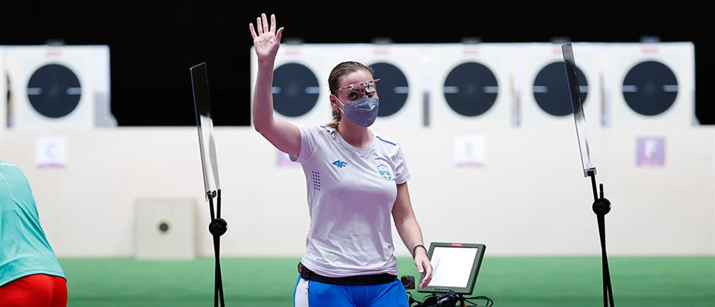 Ολυμπιακοί Αγώνες: Η Κορακάκη εκτός βάθρου στα 25μ σπορ πιστόλι