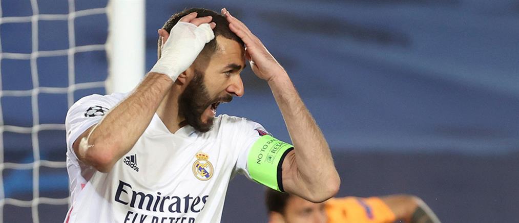 "Champions League: ο  Μπενζεμά ""καλπάζει"" προς την… τρίτη θέση!"