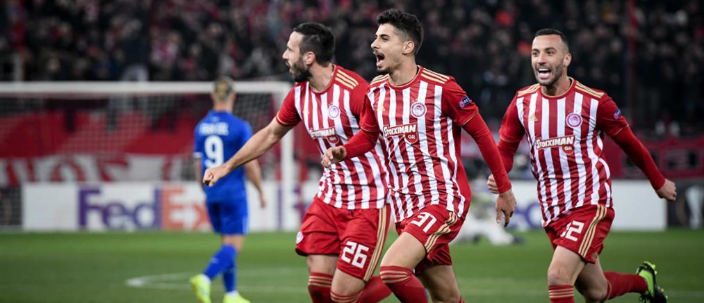Κατάταξη UEFA: ο Ολυμπιακός κράτησε την Ελλάδα στην 13η θέση