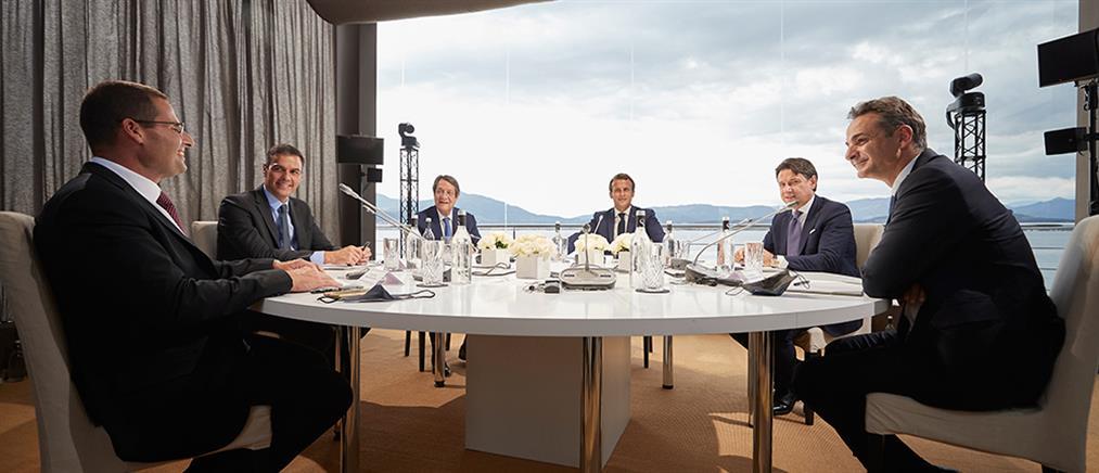 MED7: Πλήρης στήριξη σε Ελλάδα και Κύπρο, μήνυμα στην Τουρκία