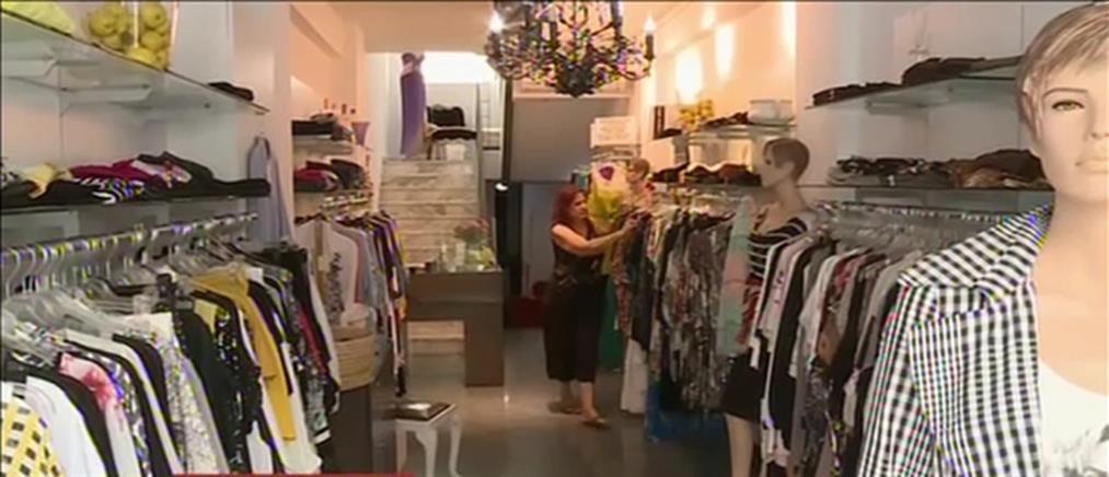 Οι έμποροι σήκωσαν ρολά, όμως τα ταμεία παραμένουν άδεια (βίντεο)