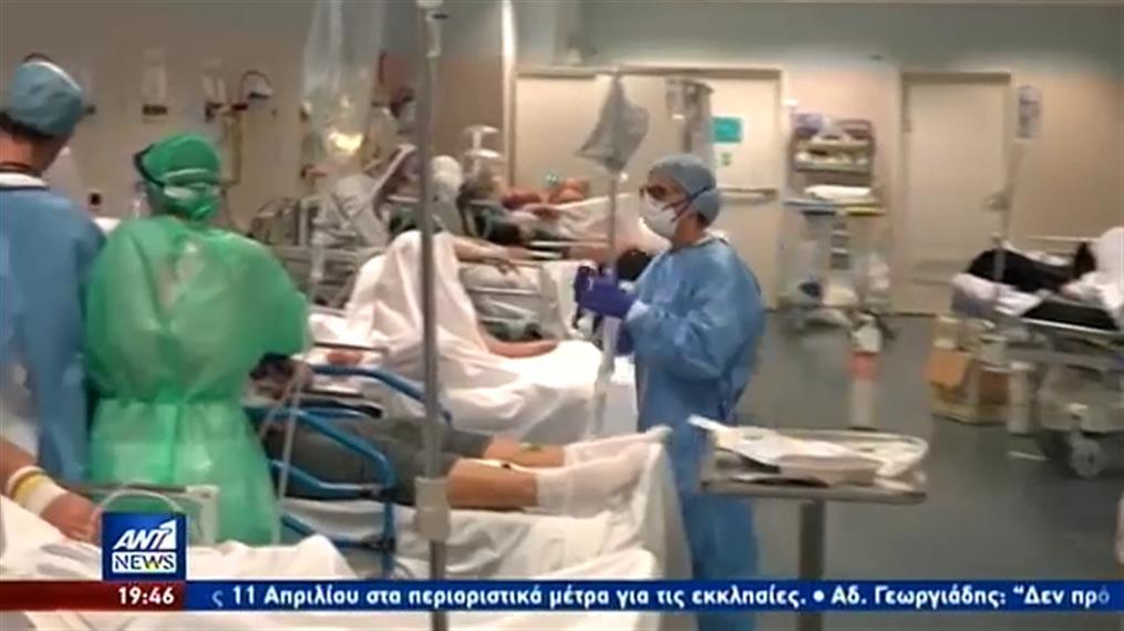 """Κορονοϊός: Ραγίζουν καρδιές τα """"αντίο"""" και οι εκκλήσεις από συγγενείς των νεκρών στην Ελλάδα"""