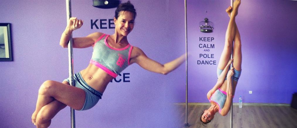 Η Νικολέτα Καρρά χορεύει pole dancing και ξεσηκώνει!
