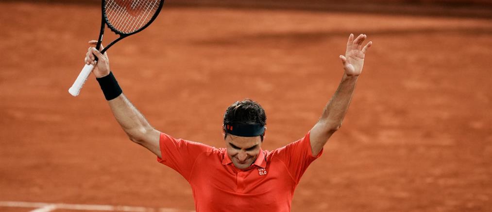 Roland Garros: Αποχώρησε ο Φέντερερ