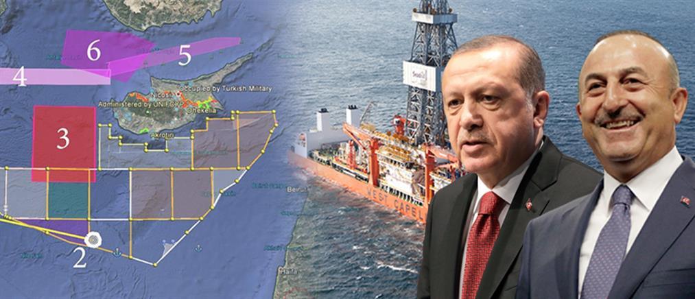 Τουρκικός παροξυσμός με απειλές και προκλήσεις