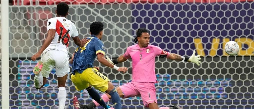 Copa America: Η Κολομβία στην τρίτη θέση με ανατροπή