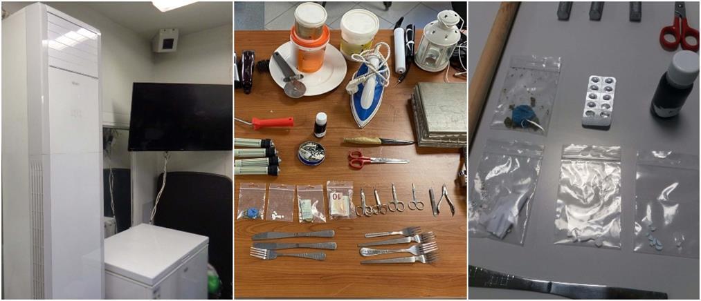 """Φυλακές Νιγρίτας: Κελιά """"σουίτες"""" με κλιματιστικά και μπάρμπεκιου (εικόνες)"""