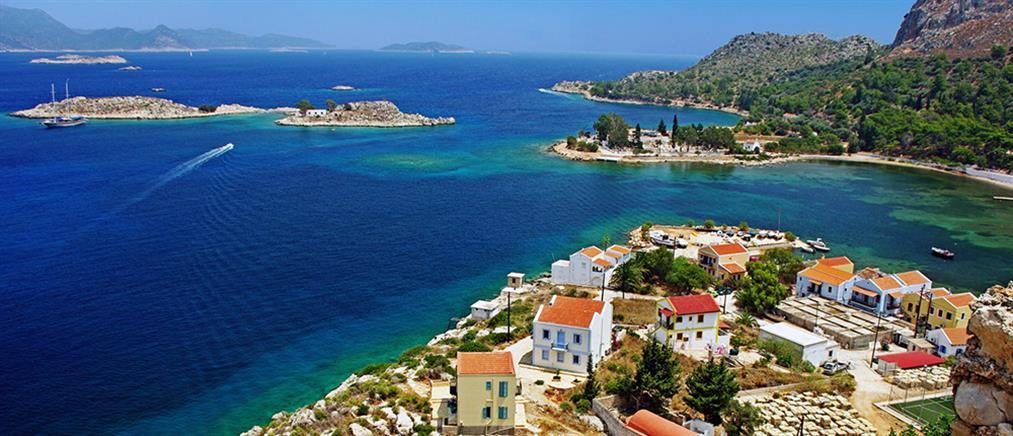 """Τα """"covid free"""" νησιά στην Ελλάδα"""