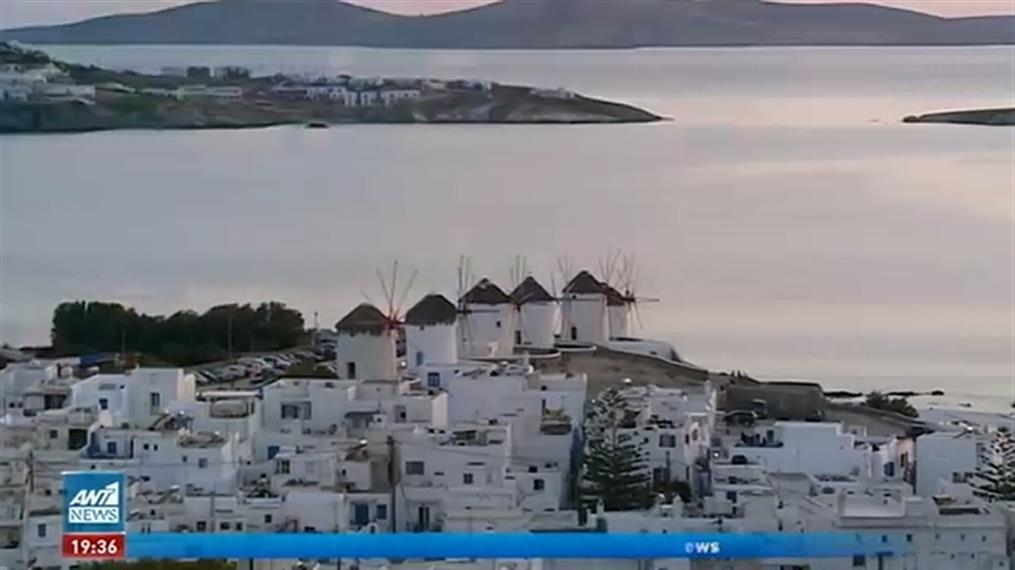 Τουρισμός: «Ελεύθερο» προς τους Βρετανούς τουρίστες στην Ελλάδα