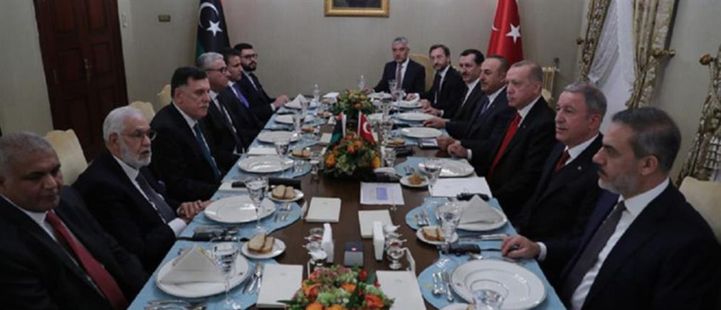 Λιβύη: Απορρίπτει τη συμφωνία με την Τουρκία η Βουλή