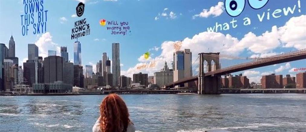 Γκράφιτι… στον ουρανό – Το μέλλον της διαφήμισης