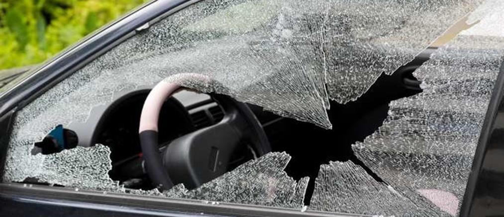 Διαρρήκτης αυτοκινήτων πιάστηκε επ΄ αυτοφώρω