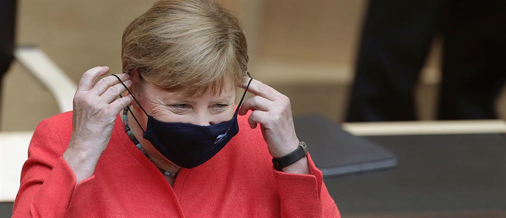 Γερμανία: υποχώρηση Μέρκελ για αυστηρό lockdown το Πάσχα