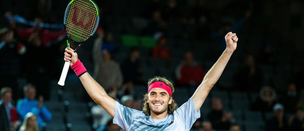 European Open: Στον τελικό ο Στέφανος Τσιτσιπάς