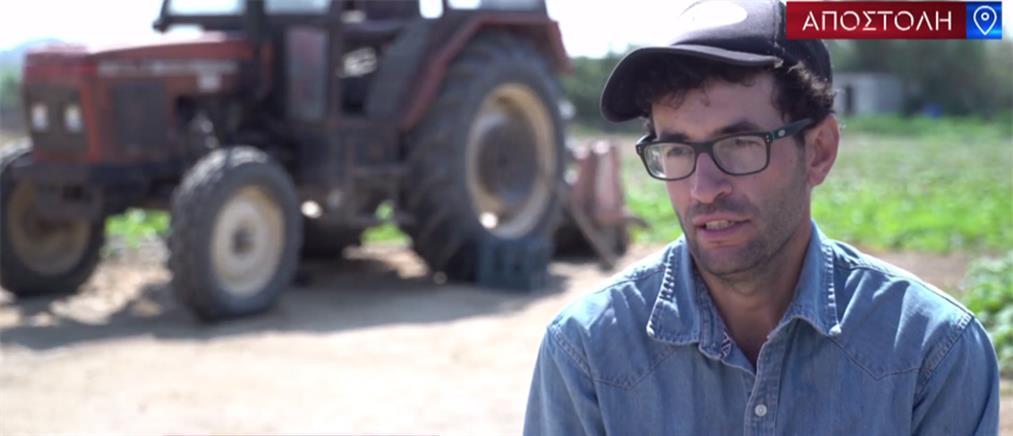"""Ο ΑΝΤ1 στην Νάξο: """"κολλημένοι"""" με τον τόπο τους είναι οι νέοι (βίντεο)"""