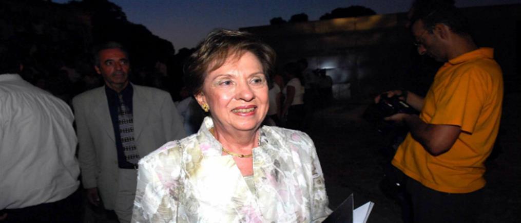 Η Άννα Μπενάκη-Ψαρούδα εξελέγη Πρόεδρος της Ακαδημίας Αθηνών για το 2020