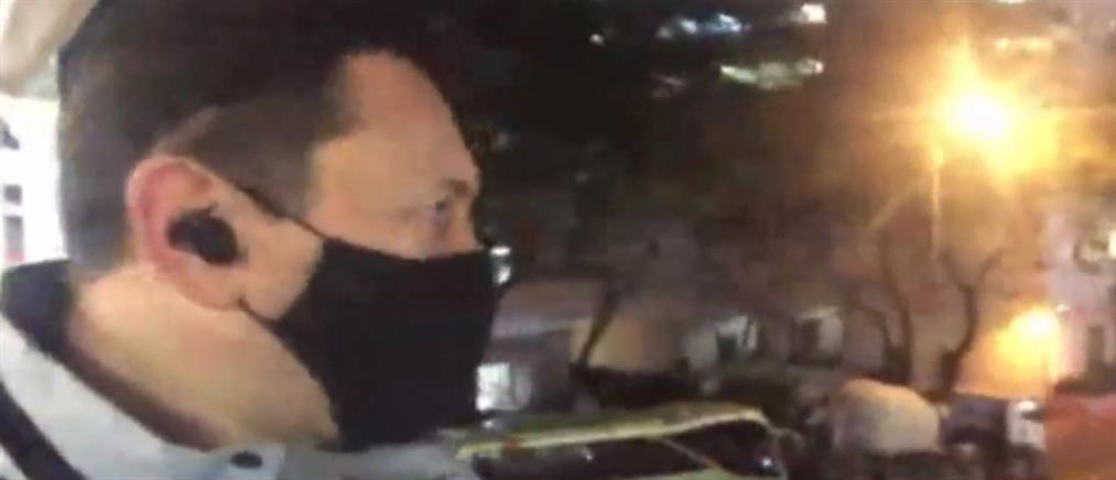"""Κορονοϊός: Έλληνας μεταφέρει μέσω ΑΝΤ1 εικόνες από το """"έρημο"""" Χονγκ Κονγκ (βίντεο)"""