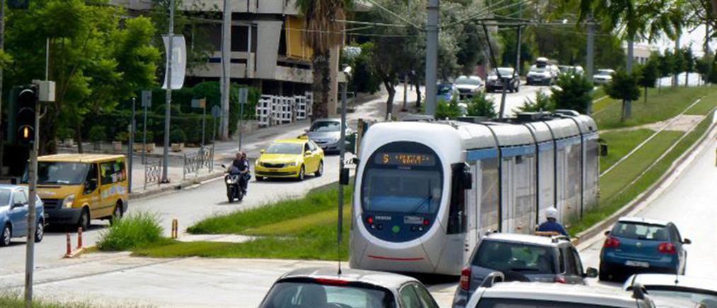 Διακοπή κυκλοφορίας του τραμ λόγω αγώνα δρόμου