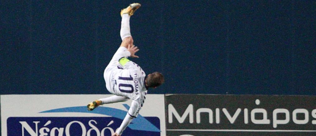 Παναιτωλικός - Απόλλων Σμύρνης: Ροκ ματς στο Αγρίνιο