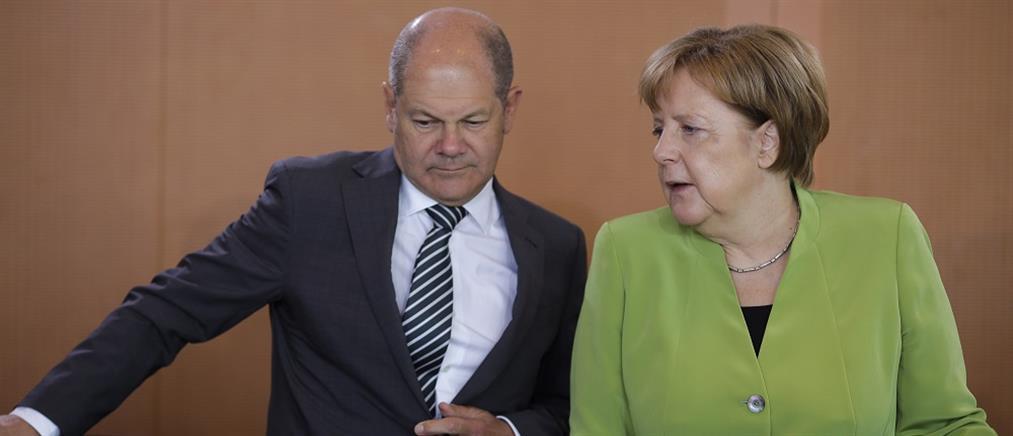 """Σολτς: Θα δοθεί ακόμη """"κάτι μικρό"""" στην Ελλάδα"""