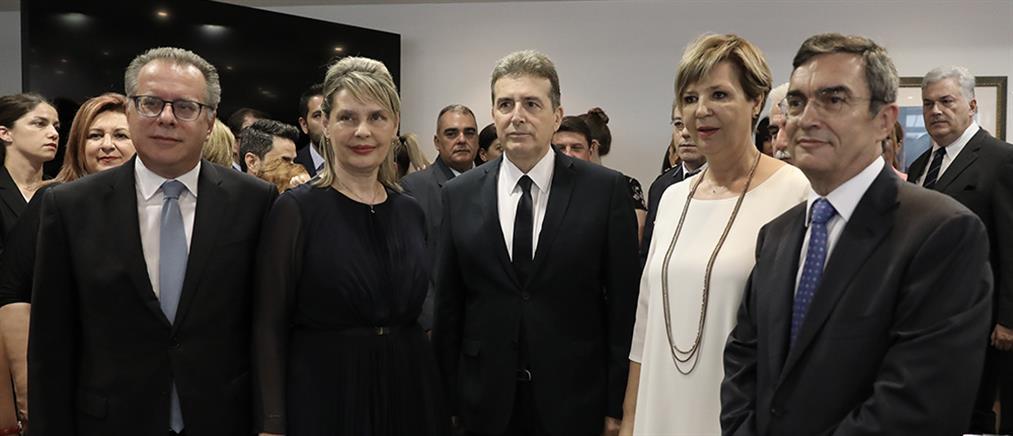 """Μιχάλης Χρυσοχοΐδης: Πρέπει ο στόχος να είναι """"ποτέ ξανά Μάτι"""" (εικόνες)"""
