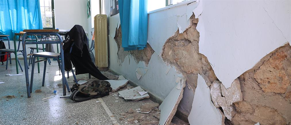 Σεισμός στην Κρήτη: νέοι μετασεισμοί στο Αρκαλοχώρι