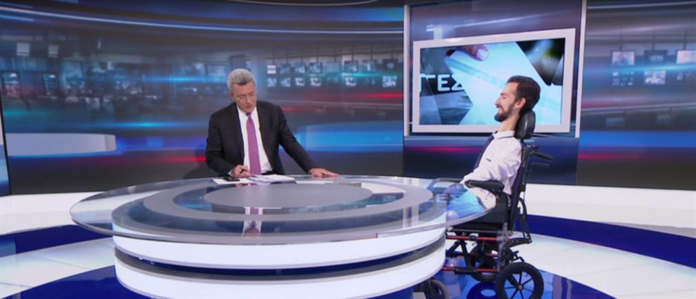 Κυμπουρόπουλος στον ΑΝΤ1: πρωτόγνωρο το κύμα εκτίμησης που εισπράττω από τους πολίτες (βίντεο)