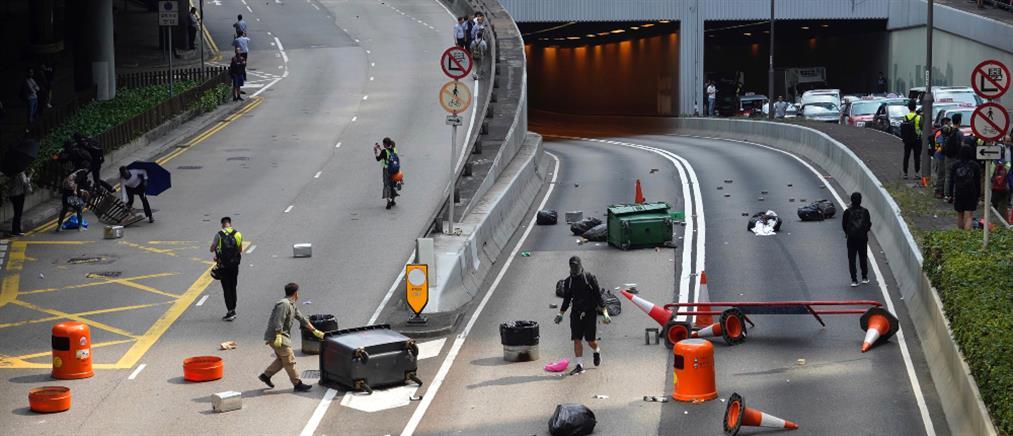 Τραμπ: Εάν δεν ήμουν εγώ, το Χονγκ Κονγκ θα είχε εξαλειφθεί σε 14 λεπτά