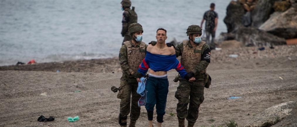 Ισπανία σε Μαρόκο: Σεβαστείτε τα σύνορά μας