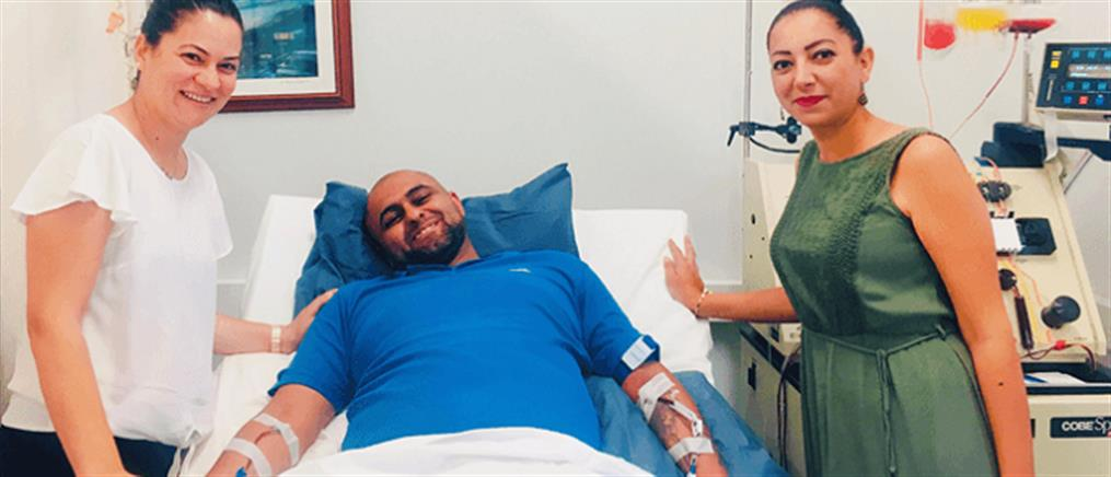 Τουρκοκύπριος έσωσε Ελληνόπουλο με λευχαιμία