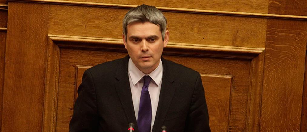 Καραγκούνης:  Λόγια του αέρα οι παλληκαρισμοί του κ.Τσίπρα