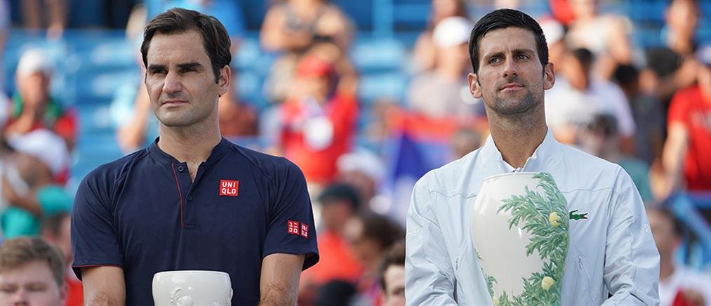 Φέντερερ Vs Τζόκοβιτς στον τελικό του Wimbledon